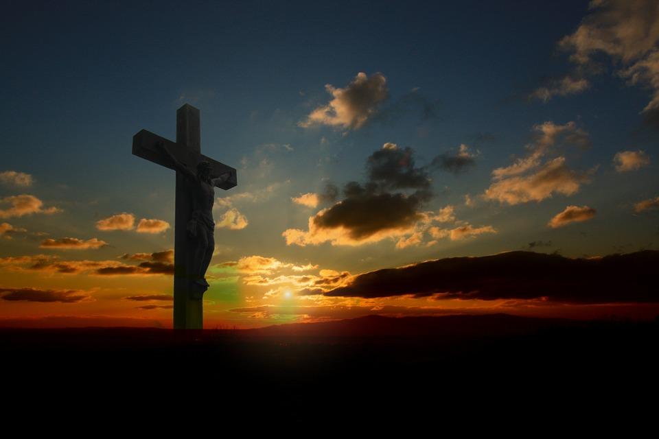 Ich stehe hier an deinem Kreuz