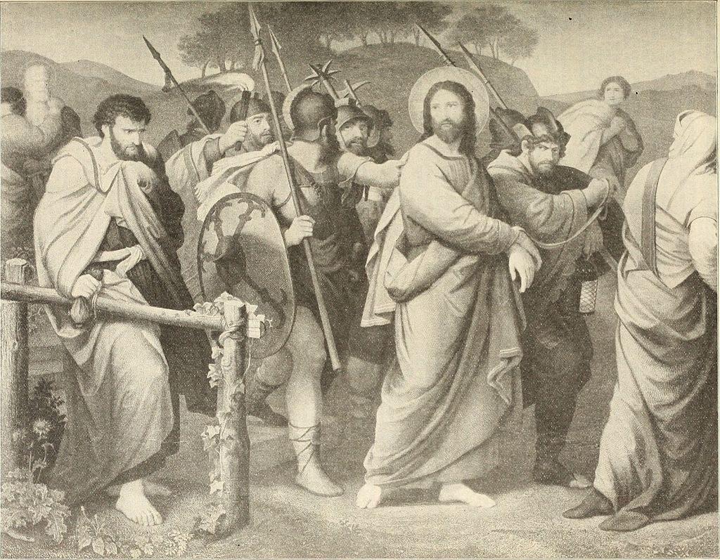 Verrat von Jesus