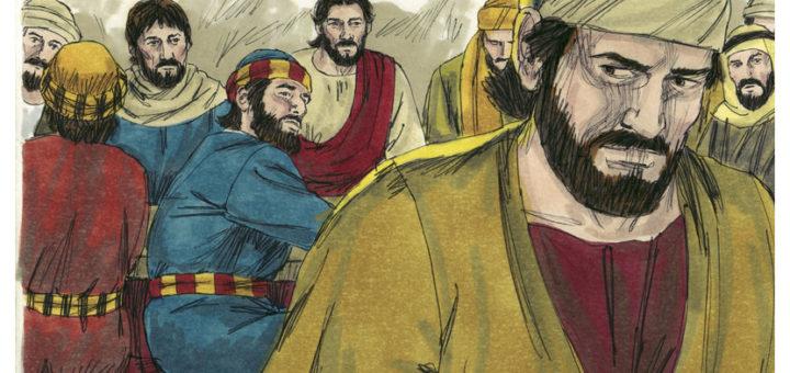 Teufel Judas