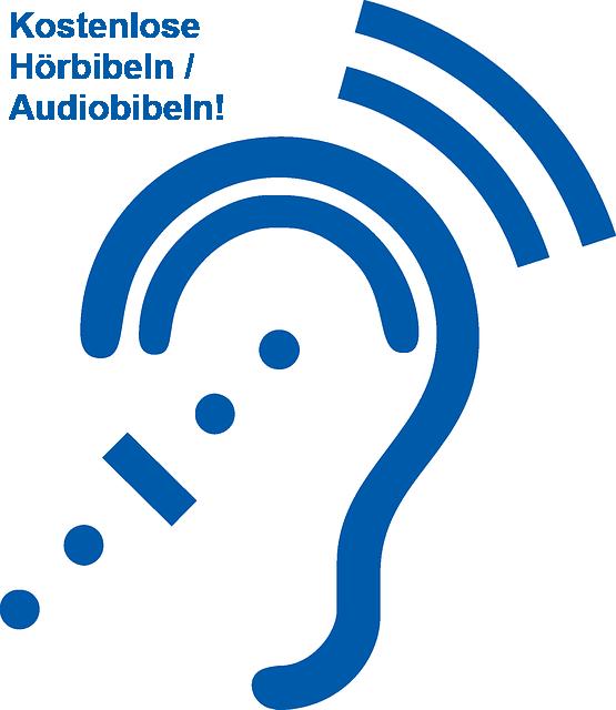 Kostenlose Hörbibel